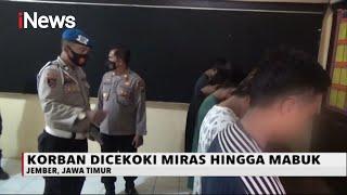 Tega! 6 Pemuda Di Jember Perkosa Anak Di Bawah Umur - INews Pagi 27/10