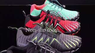 남성 계곡 트레킹화 신발 여름 통기성 레저 스포츠 형광…