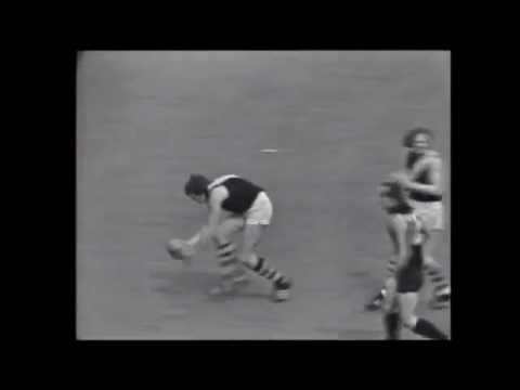 Kevin Bartlett handball 1972 Grand Final