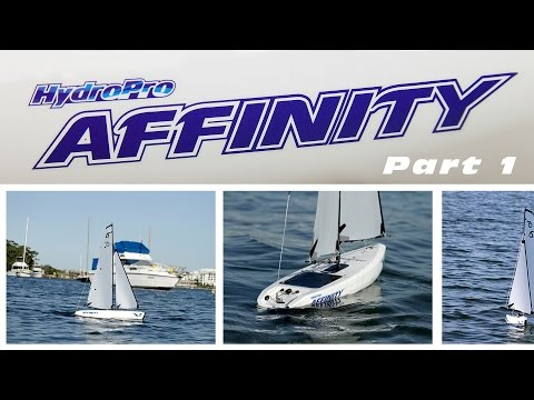 RG65 Racing Yacht! The HydroPro Affinity by HobbyKing - Part