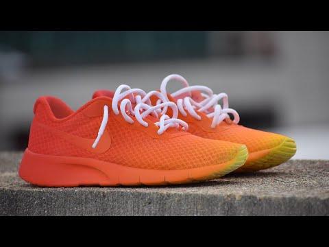Nike Airbrush custom shoes