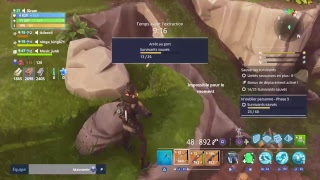 LIVE FORTNITE BATTLE ROYALE!! ON PASSE THE 500 SUBS LIVE!