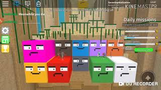First roblox EPIC MINIGAMES 1 #
