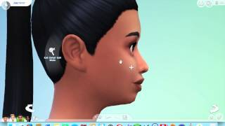 making steven universe characters in the sims 4