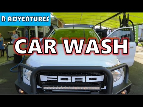 Car Wash + Car Shopping, Brisbane, AU Vlog #19
