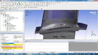 Видеоурок VL1415. Определение параметров механики разрушения неохлаждаемой ступени турбины ГТД