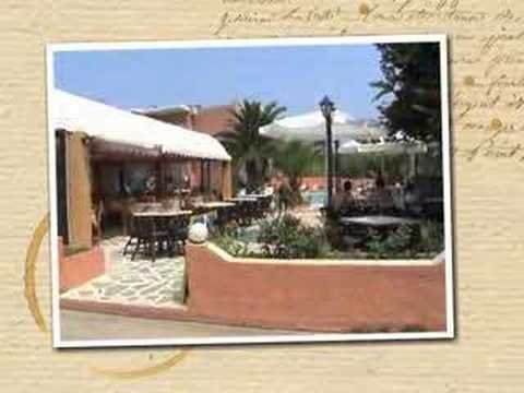 Maria Apartments, Sidari, Corfu, Greece, Real Holiday Reports.wmv