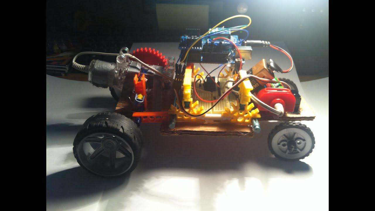 Arduino rc car youtube