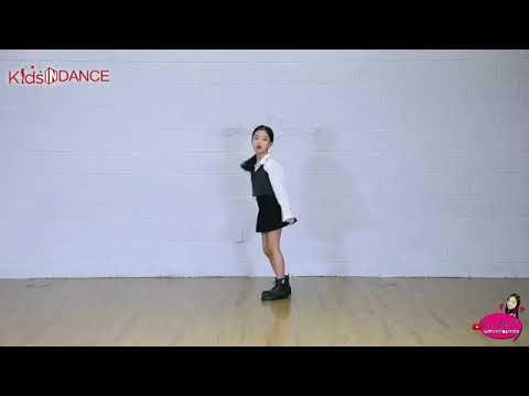 Anak Kecil Hebat Dance Solo-jennie