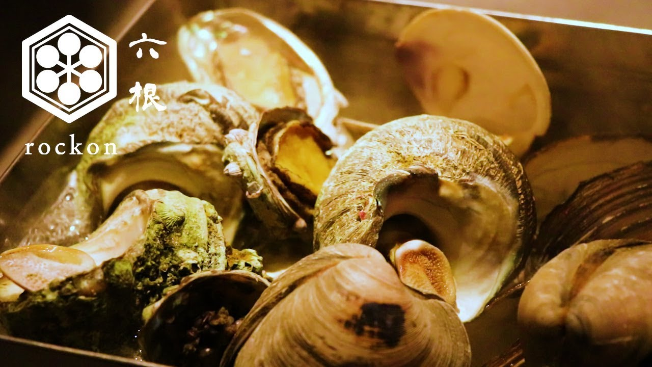 A restaurant where you can enjoy rich flavored shellfish dishes with your six sense organs
