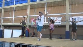 Swappi en la MasterClass Zumba Fitness®  de Punta Umbría