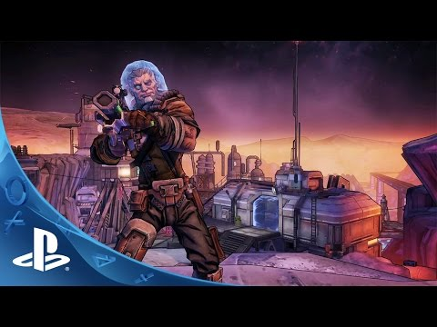 Borderlands: The Pre-Sequel -- An Introduction By Sir Hammerlock AND TORGUE | PS3