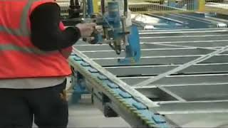 Steel Frame Wall Production Line