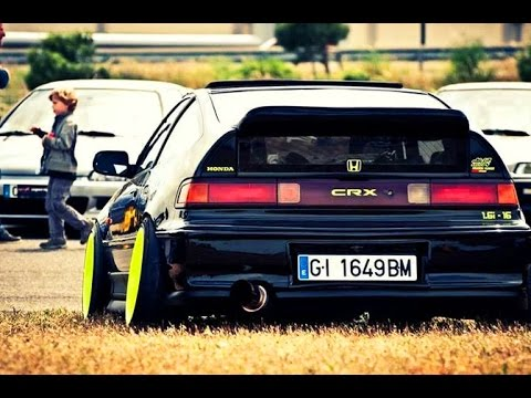 ultimate honda crx del sol sound compilation vtec youtube. Black Bedroom Furniture Sets. Home Design Ideas