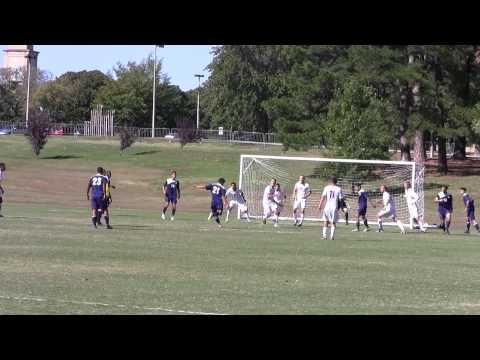 Goal Mississippi (score 1-1)