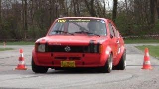 Olaf Jäntsch - Opel Kadett C Coupe