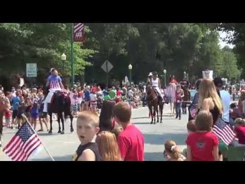Wellington 4th of July Parade 2015