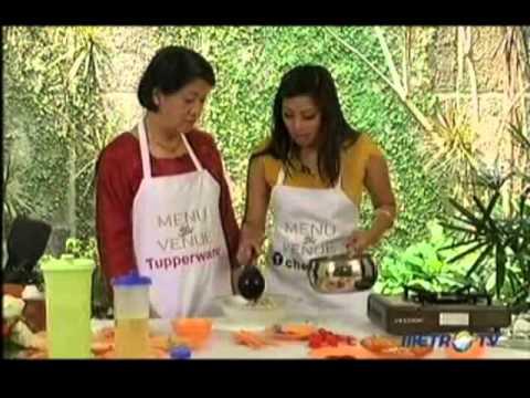 Menu dan Venue Season III MYANMAR