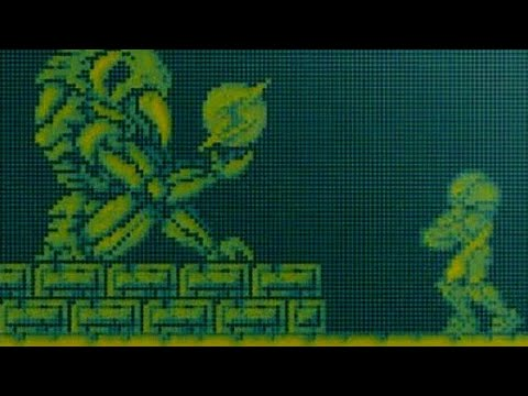 Metroid II: Return of Samus (Game Boy) Playthrough - NintendoComplete