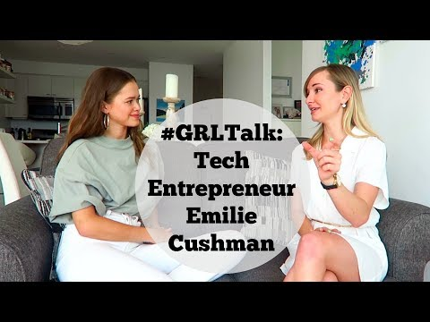 #GRLTalk: Tech Entrepreneur Emilie Cushman | Founder & CEO Of KiraTalent