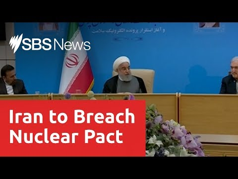 Iran will proceed with plans to surpass caps on uranium stockpile limit