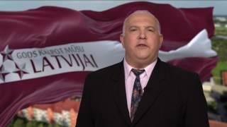 Gods kalpot mūsu Latvijai!