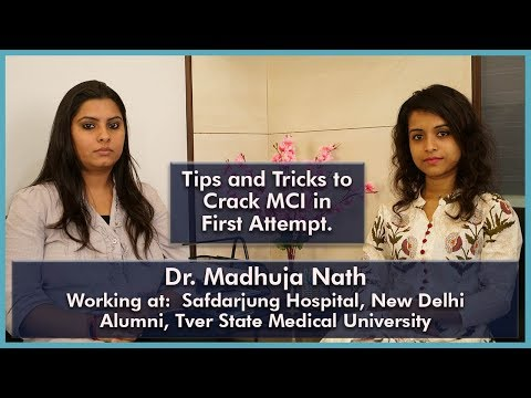 Best Possible Ways to Crack MCI Screening Test in the First Attempt