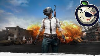 PUBG LOOTS INVITATIONAL - Playing PUBG Against Streamers Who Know What They