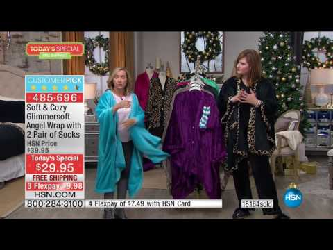 HSN | Soft & Cozy Gifts 11.15.2016 - 11 AM