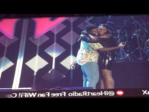 KIISFM Jingle Ball 2018- Khalid & Normani: Love Lies
