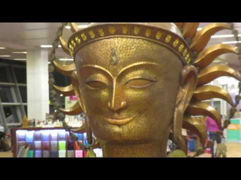 NEW DELHI TO HONG KONG  - JET AIRWAYS - FULL HD