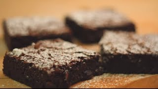 Chocolate Brownies - How To Make Chocolate Brownies Recipe