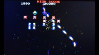 80s Games on Android: Code Galaga arcade
