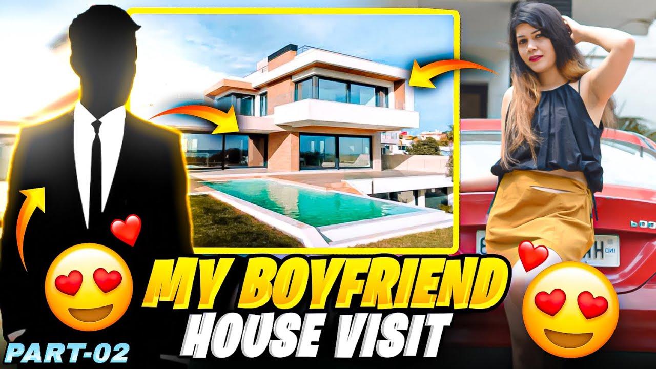 My Boyfriend House Visit GTA V RP #Part2 || Bindass Laila || GTA V ||  Funny Moment In GTA V RP Mode