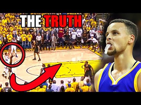 The TRUTH About Stephen Curry In The 2016 NBA Finals (Ft. Missed Shots, MVP Highlights, & LeBron) thumbnail