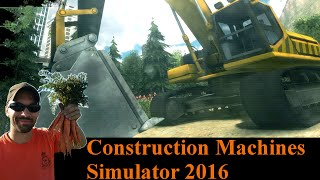 Construction Machines Simulator 2016 - First Look