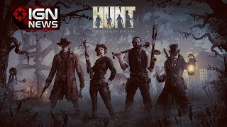 Hunt: Horrors of the Gilded Age Announced For PC and Consoles - IGN News