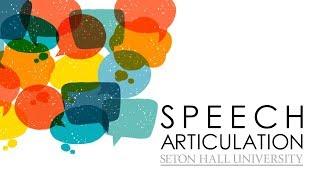 Parent Tip #2 - Speech Articulation