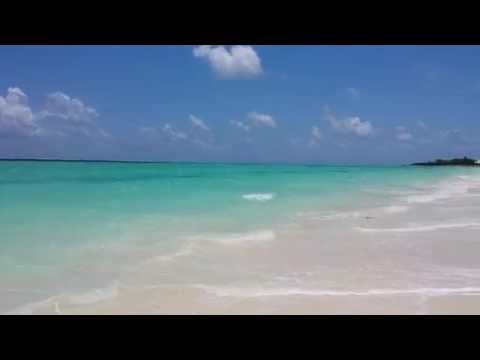 Pelican Beach in Whitby, North Caicos