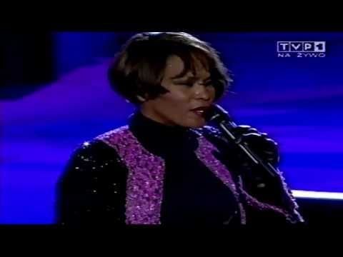 Whitney Houston Sopot 1999 - Exhale (Shoop Shoop)
