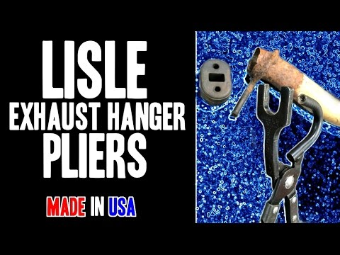 lisle exhaust hanger pliers 38350 made in usa