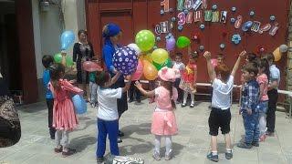1 Июня 'День защиты детей' в МКДОУ 'Цалакский детский сад 'Теремок'