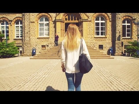 Looking for a Uni? Follow me to the University of Luxembourg!