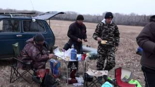 Рыбалка на Иртыше 21 22  10 2011