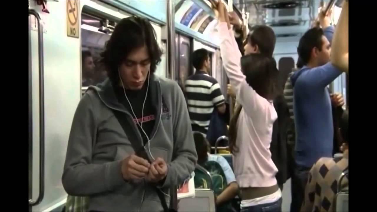 Acoso en el metro - 3 5