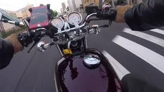 SR400に(てかバイクに)慣れる為の朝練 5/22/2018 thumbnail