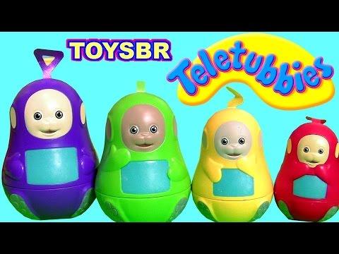 Toysbr Teletubbies Stacking Cups Nesting Toys Surprise Copinhos