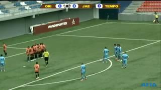 Copa Panamá 2015 - Final - AD Orion x Jaraguá/Engemon - Abertura e 1º Tempo