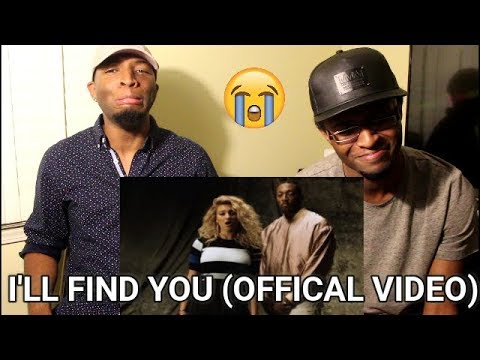 Lecrae - I'll Find You ft. Tori Kelly (Official Video) (REACTION)