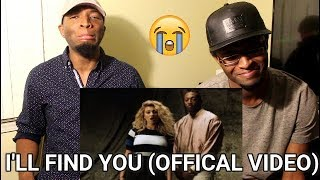 lecrae ill find you ft tori kelly official video reaction